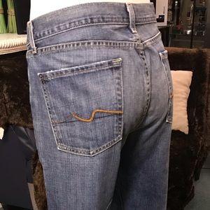 7 Seven men's jeans bootcut size 36
